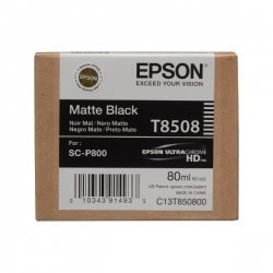 Epson T8508 - Cartus Matte Black Pentru Sc-p800