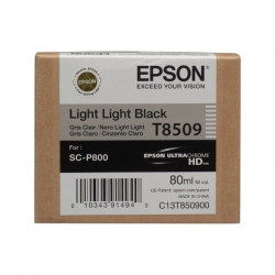 Epson T8509 - Cartus Light Light Black Pentru Sc-p