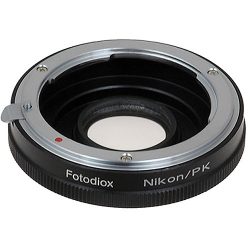 Fotodiox Pro Nk-pk - Inel Adaptor Nikon F La Penta