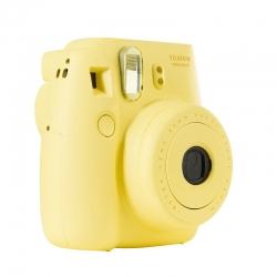 Fujifilm Instax Mini 8 Galben - Aparat Foto Instan