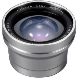 Fujifilm Wcl-x70 Wide Conversion Lens  Argintiu