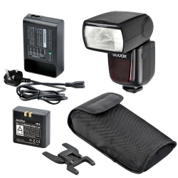 Godox V860c - Kit Blitz Ettl Ii Pentru Canon  Numa