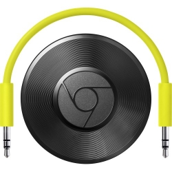Google Chromecast 2.0 Audio - Streaming Media Play