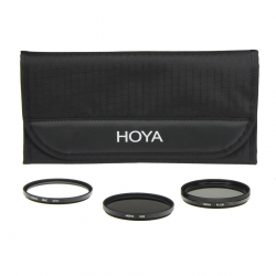 Hoya Filtre Set 46mm Digital Filter Kit 2