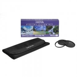 Hoya Filtre Set Pol.-c+ndx8 +hmc Uv (c) 46mm Rs104