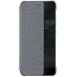 Huawei P10 - Husa Tip Smart View Cover - Gri Desch