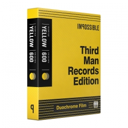 Impossible Third Man Records Black & Yellow - Pent