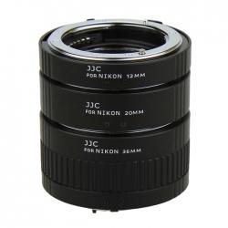 Jjc Aet-ns - Set Tuburi Extensie Pentru Nikon (12m