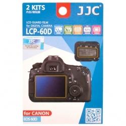 Jjc - Folie Protectie Lcd Pentru Canon Eos 60d  2