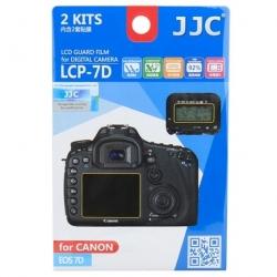 Jjc - Folie Protectie Lcd Pentru Canon Eos 7d  2 B
