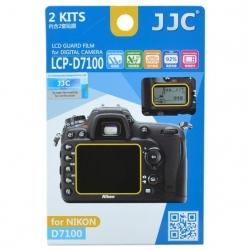 Jjc - Folie Protectie Lcd Pentru Nikon D7100/ D720
