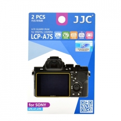 Jjc - Folie Protectie Lcd Pentru Sony A7s/ A7/ A7r