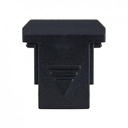 Jjc Hc-c - Capac Patina Blit Replace Pentru Canon  Negru