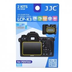 Jjc Lcd Folie Protectie Ecran Pentru Pentax K3 /k3