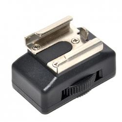 Jjc Msa-8 - Adaptor Cu Filet Mama 1/4 Si Patina