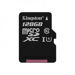 Kingston 128gb Microsdxc  Class 10  Uhs-i