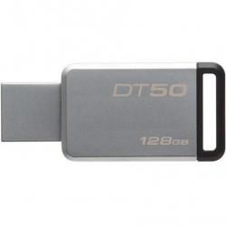Kingston Datatraveler 50 128gb  Usb 3.0 (metal/ Ne