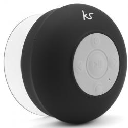 Kitsound Rinse - Boxa Portabila Cu Bluetooth - Neg
