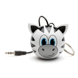 Kitsound Trendz Mini Buddy Zebra - Boxa Portabila
