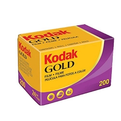 Kodak Gold 200 135/24 - Film Foto  24 Cadre  Iso 2
