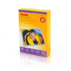 Kodak Glossy - Hartie Foto 10x15  100 Coli 230gr