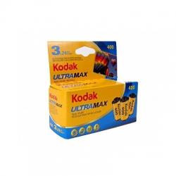 Kodak Ultra Max 400 - Film Negativ Color Ingust  P