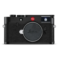 Leica M10 Body - Digital Rangefinder  Negru