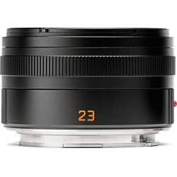 Leica Summicron-t 23mm F/2 Asph  Negru