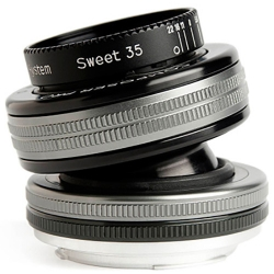 Lensbaby Composer Pro Ii Kit Sweet 35 Montura Sony
