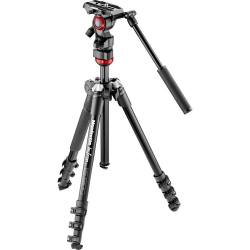 Manfrotto Befree Live - Trepied Video