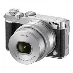 Nikon 1 J5 Kit 1 Nikkor Vr 10-30mm F/3.5-5.6 Argin