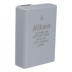 Nikon En-el14a Acumulator Pentru Nikon Df  D3100