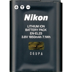 Nikon En-el23 Acumulator Li-ion Pentru Nikon P600