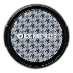 Olympus Lc-37pr - Capac Obiectiv 37mm  Gray Checke