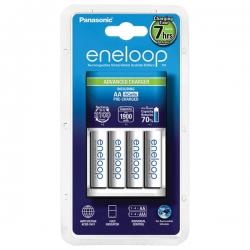 Panasonic Eneloop Loader Incarcator + 4 Acumulator