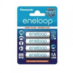Panasonic Eneloop R6/aa 1900mah  4 Buc. Blister