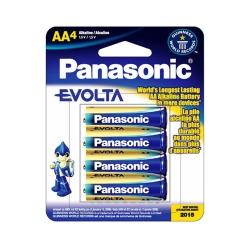 Panasonic Evolta Aa - Set 4 Baterii Alcaline