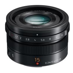 Panasonic Lumix G Leica Dg Summilux 15mm F/1.7 Asp