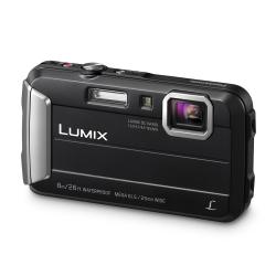 Panasonic Lumix Dmc-ft30 - Aparat Foto Subacvatic - Negru