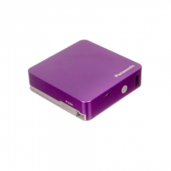 Panasonic Smart Power - Baterie Externa 5200mah  Violet