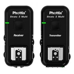 Phottix Strato Ii Multi 5-in-1 - Set Triggere Pent
