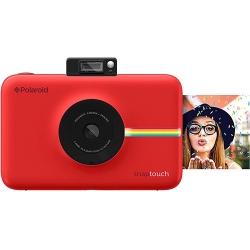 Polaroid Instant Snap Touch - Camera Foto Cu Hartie Foto 2x3  Rosu