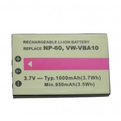 Power3000 PL60B.309 Acumulator replace tip Cas-Fuj NP30/NP60 950mAh NE