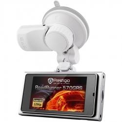 Prestigio Roadrunner 570 - Camera Auto Dvr  Shd -