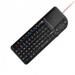 Rii Rtmwk01 - Mini Tastatura Wireless Cu Touchpad