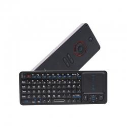 Rii Rtmwk06bt - Mini Tastatura Wireless Dual Side Cu Telecomanda Bluetooth
