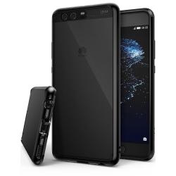 Ringke Fusion - Husa Pentru Huawei P10  Ink Black