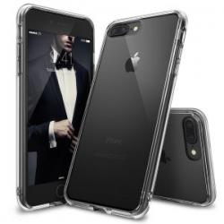 Ringke Fusion Smoke - Carcasa Pentru Iphone 7  Neg