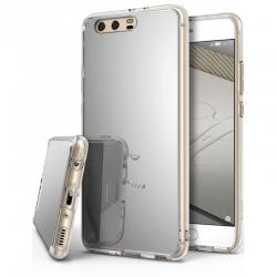 Ringke Mirror - Husa Pentru Huawei P10  Silver + F