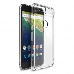 Ringke Nexus 6p Fusion - Capac Crystal View + Foli